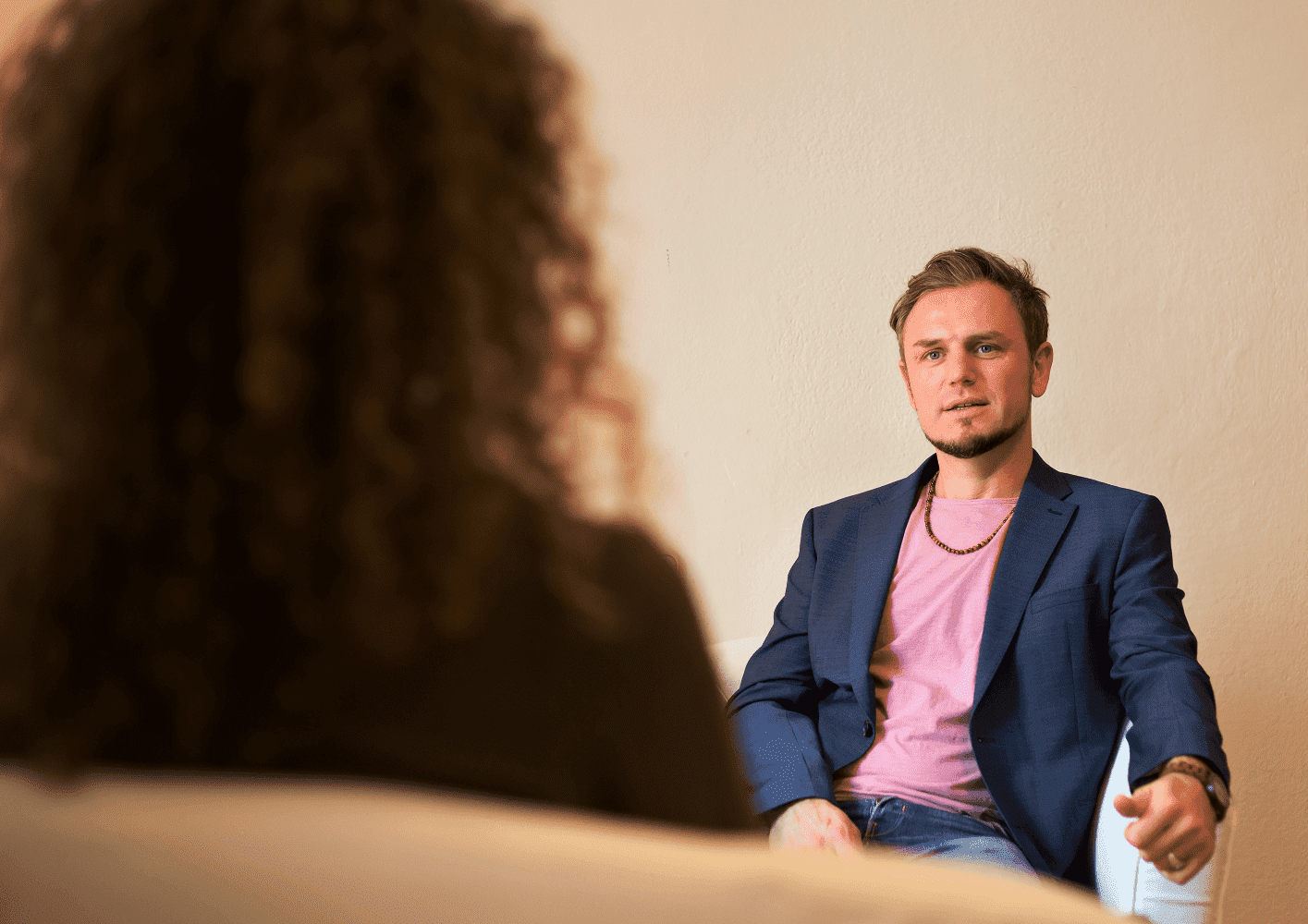 Ludwig Pichler - Psychotherapie - Supervision - Coaching.